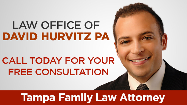 Free Consultation with Tampa Family Law Attorney David Hurvitz, PA